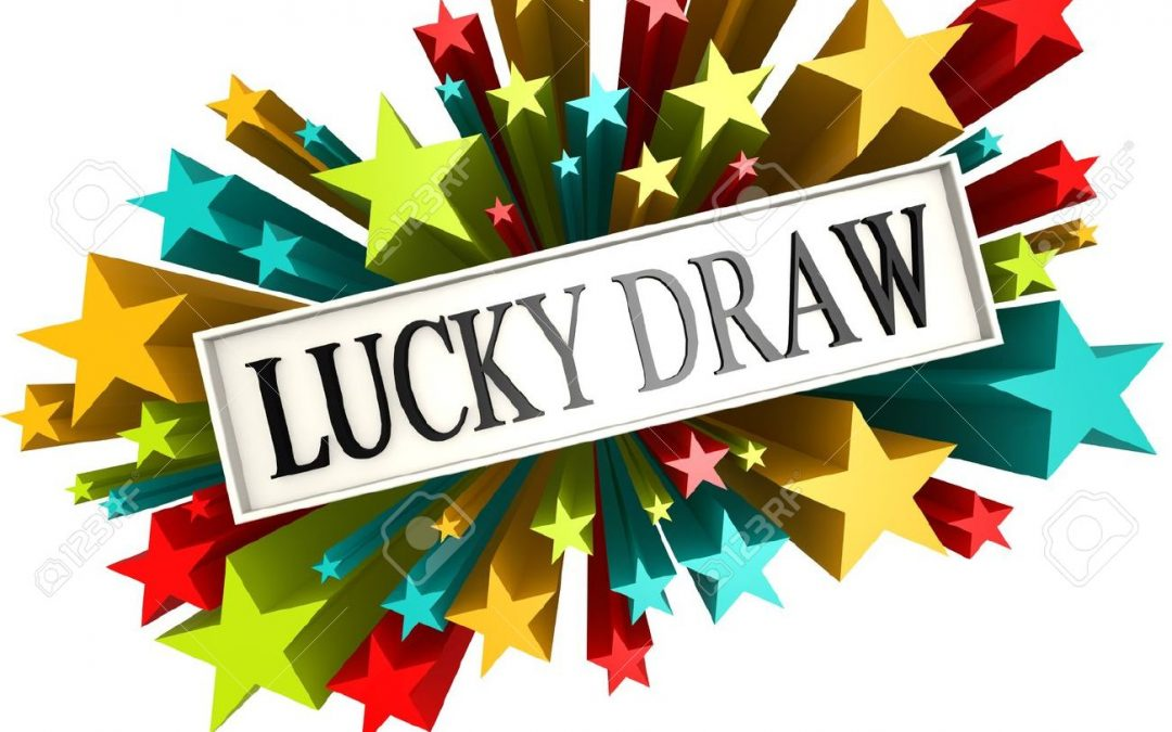 Lucky Draw for February 2020