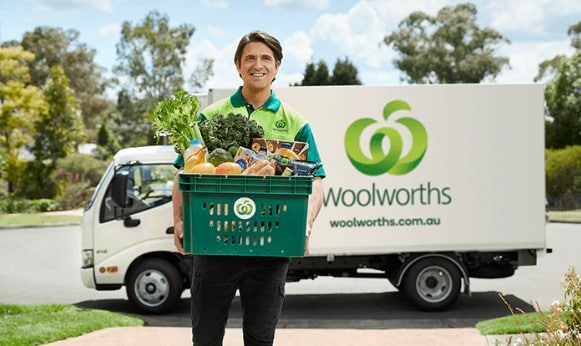 RWCTG Collaborating with Woolworths home delivery shopping services