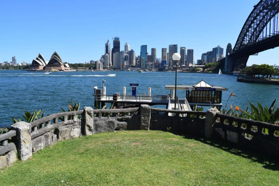 Bradfield Park Milsons Point 23rd of July Thursday Social