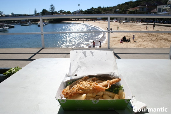 Watsons Bay Fish & Chips 22nd of July Wednesday Social