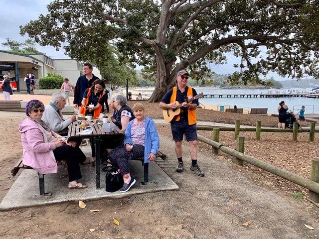 Wednesday Social to Balmoral Beach