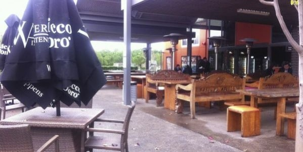 Cafe at Waterview Bicentennial Park 28th of April Wednesday Social