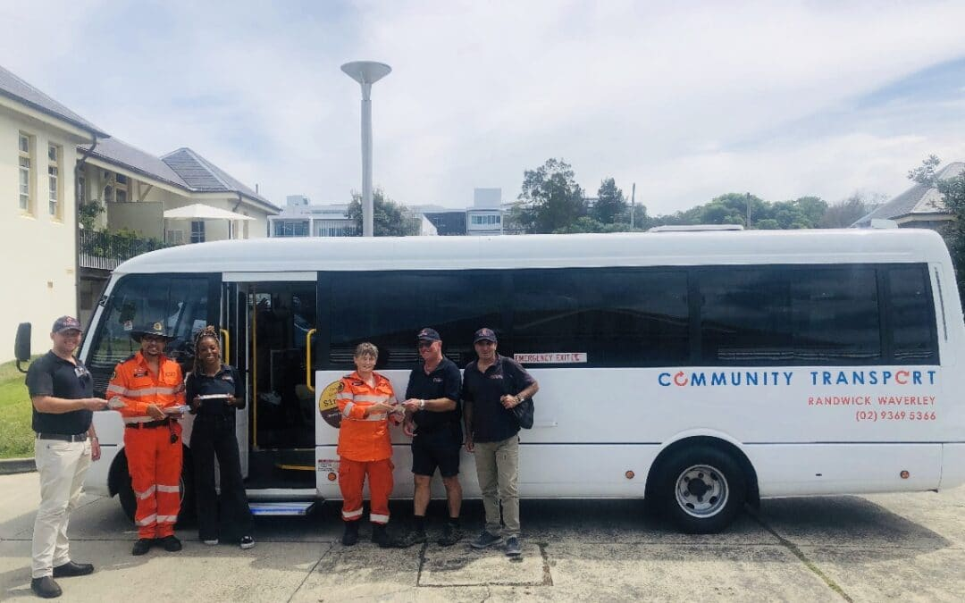 RWCTG & SES Collaborate